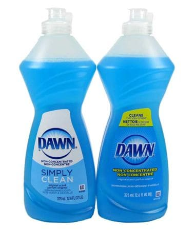 Dawn Simply Clean Non-Concentrated Dish Soap