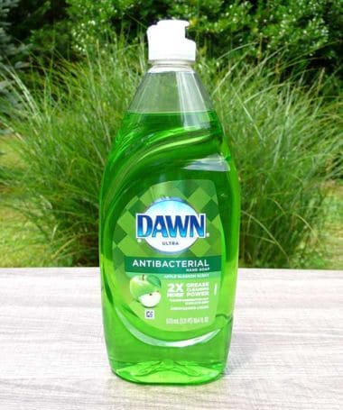 Dawn Ultra Antibacterial Apple Blossom Scent Dishwashing Liquid