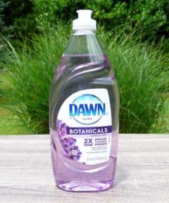 Dawn Ultra Botanicals Lavender Scent Dishwashing Liquid