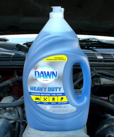 Dawn Ultra Heavy Duty Degreasing Liquid
