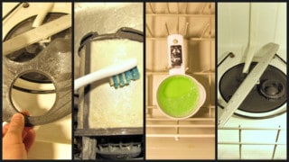 How To Clean Your Dishwasher & Filter