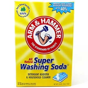 Arm & Hammer Washing Soda